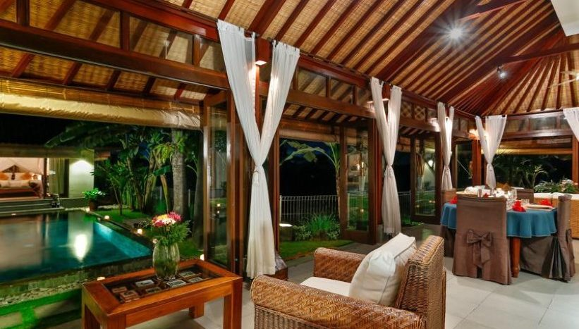 Cozy resort lucrative investment in the middle of the rice fields