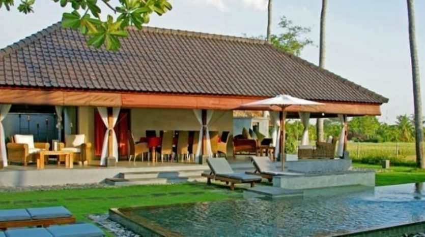 Cozy resort investment opportunity in the middle of the rice fields