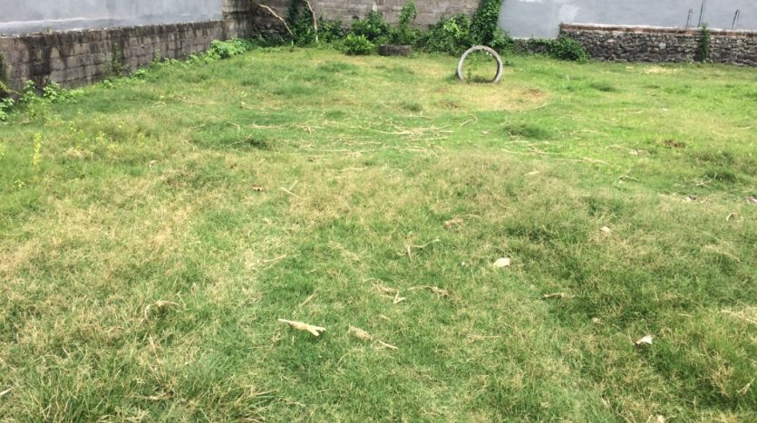 Residential Land in Sanur for lease