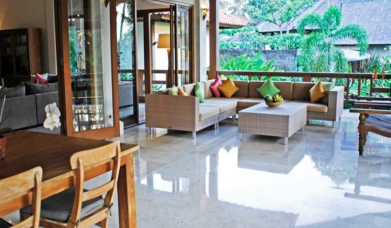 Beautiful Four Bedroom Villa Canggu For Yearly Rent