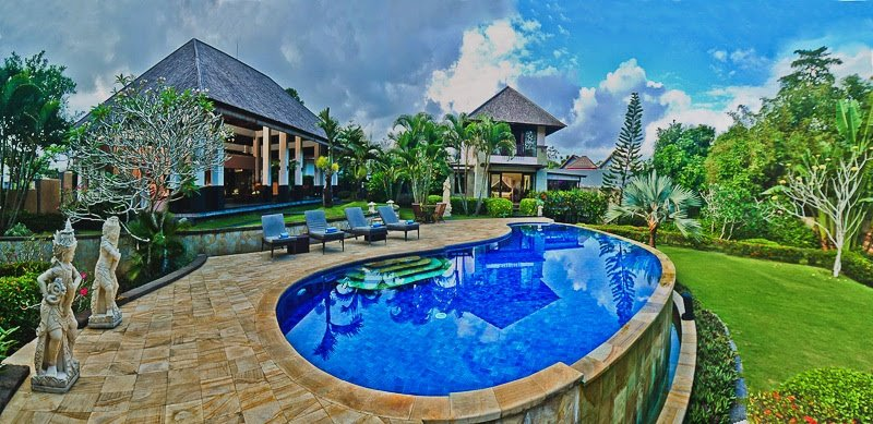 Magnificent Balinese Charm In Umalas